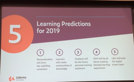 3 Can't miss takeaways from Learning Technologies 2019